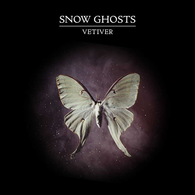 Artwork for Snow Ghosts Vetiver